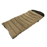 Sleeping bag isolated Royalty Free Stock Photos