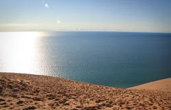 Sleeping Bear Dunes Stock Image