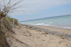 Sleeping Bear Dunes Stock Images