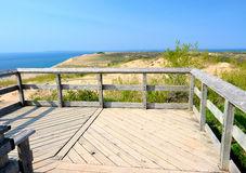 Sleeping Bear Dunes National Lakeshore Stock Images