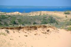 Sleeping Bear Dunes National Lakeshore Royalty Free Stock Photos