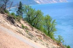 Sleeping Bear Dunes National Lakeshore Stock Photo