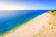 Sleeping Bear Dunes National Lakeshore Royalty Free Stock Photography