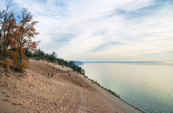 Sleeping Bear Dunes National Park Stock Photos