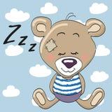 Sleeping Bear Stock Photo