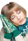 Sleeping beauty Royalty Free Stock Photos