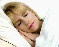 Sleeping beauty! Royalty Free Stock Images