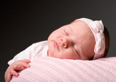 Sleeping Beauty Royalty Free Stock Images