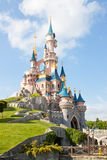 Sleeping Beauty Castle Stock Photos