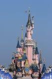 Sleeping Beauty Castle, Disneyland in Paris Royalty Free Stock Photography
