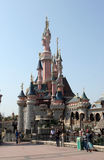 Sleeping Beauty Castle, Disneyland in Paris Stock Image