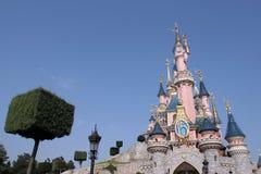 Sleeping Beauty Castle, Disneyland in Paris Stock Photos
