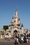 Sleeping Beauty Castle, Disneyland in Paris Stock Images