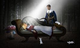 Sleeping Beauty, Prince Charming, Love, Fairy Tale