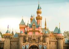 Free Sleeping Beauty`s Castle At Disneyland Anaheim Royalty Free Stock Photos - 159270448