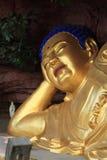 Sleeping Bhudda of Chengde Royalty Free Stock Images