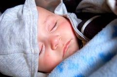 Sleeping Boy! stock photos