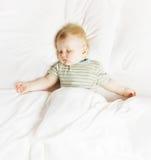 The sleeping boy Royalty Free Stock Photo