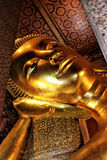 Sleeping buddha Royalty Free Stock Photo
