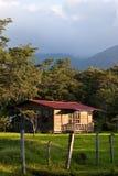 Sleeping cabin on a hacienda Stock Photography
