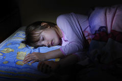 Free Sleeping Child Stock Images - 14102964