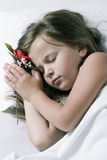 Sleeping child Royalty Free Stock Images