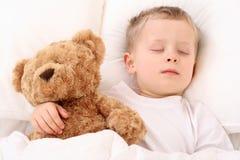 Sleeping child Royalty Free Stock Photography