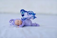 The Sleeping doll Stock Photo