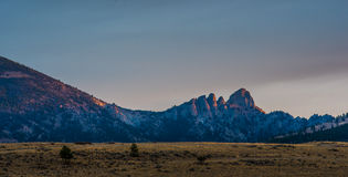 Sleeping Giant, Montana, USA Royalty Free Stock Images