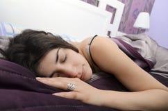 Bedroom peace. Stock Photo