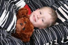 Sleeping kid Royalty Free Stock Image