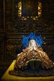 Sleeping Mary in Majorca Royalty Free Stock Images