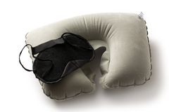 Sleeping mask Stock Photos