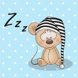 Sleeping Mouse Royalty Free Stock Photos