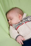 Sleeping Newborn Royalty Free Stock Photo