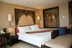 Sleeping room Royalty Free Stock Photo