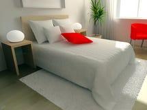 Sleeping room Stock Photography