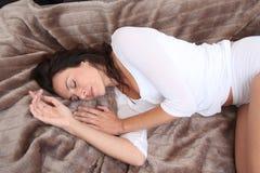 Sleeping time Stock Photography