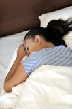 Sleeping time Stock Photography