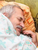 Sleeping Well Royalty Free Stock Images