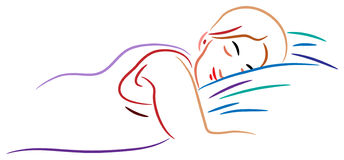 Free Sleeping Woman Royalty Free Stock Photos - 85677138
