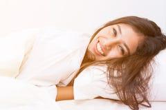 Sleeping Women Stock Photography