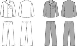 sleepwear Photo stock