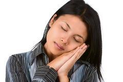 Sleepy royalty free stock image