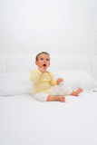 Sleepy Baby Royalty Free Stock Images