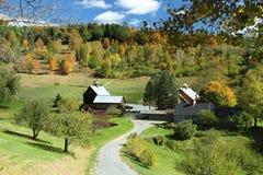 Sleepy Hollow Farm Stock Photo