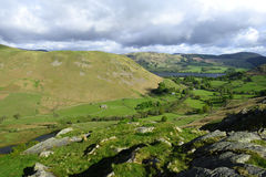 Sleet Fell and Martindale Royalty Free Stock Photo