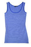 Sleeveless Sporthemd Stockfotos