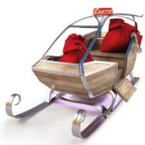 Sleigh Stock Images