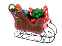 Sleigh Royalty Free Stock Photography
